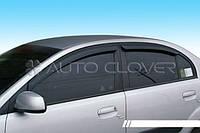 Дефлекторы окон ветровики Kia Rio 2005-2009 HB