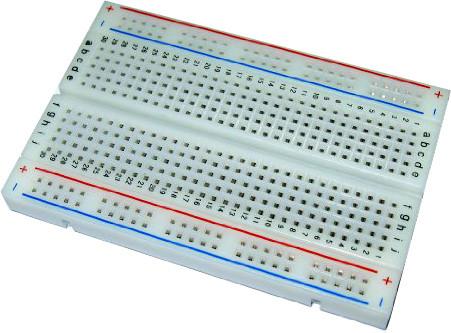 Макетна плата 400 пін контактів Arduino