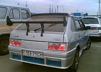 """Задний бампер ВАЗ 2108-2114 """"Одесса"""""""