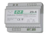Стабилизированные блоки питания ZS-4 230V AC 0,5A OUT 24V DC 12W (БЖ-С-4) F&F