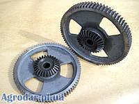 Блок зубчатый (колесо Z-82+колесо Z-28) ЗМ-60