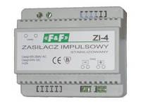 Стабилизированные импульсные блоки питания ZI-4 24В (БЖ-І-4) F&F