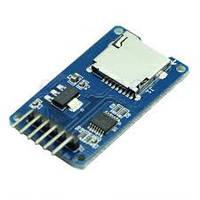 Arduino microSD кардридер, фото 1