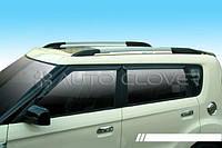 Дефлектори вікон вітровики Kia Soul 2009-