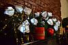 Гирлянда из 20 тюпанов (40 лампочек) на батарейках 4 метра