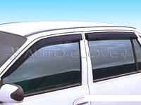 Дефлекторы окон ветровики Daewoo Nexia