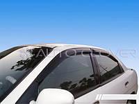 Дефлекторы окон ветровики Daewoo Nubira