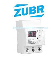 Реле контроля напряжения  ZUBR D63  (DS Electronics Украина)
