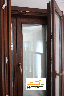 Дубовые окна, фото 1