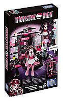 Конструктор Mega Bloks Monster High Вампиростическая комната Дракулауры, фото 1