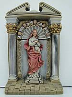 Матір Божа з колонами