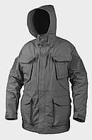 Парка PCS Helikon-Tex® Personal Clothing System Smock PR - Темно-серая