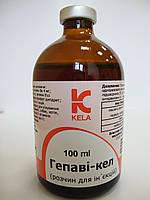 Гепави-кел 100 мл (витаминный стимулятор, гепатопротектор)