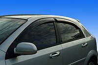 Дефлекторы окон ветровики Chevrolet Lacetti HB