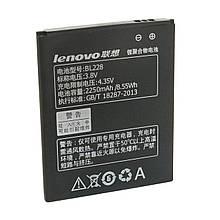 Аккумулятор Lenovo BL228 Оригинал