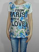 Женская футболка шелк S, M Турция Cellar