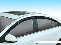Дефлекторы окон ветровики Chevrolet Evanda