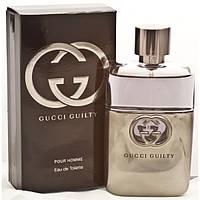 Мужская туалетная вода Gucci Guilty Pour Homme (провокационный, опасный аромат)