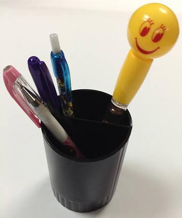 """Подставка для ручек, """"Стаканчик"""", КИП, черный. , фото 2"""
