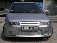 """Передний бампер ВАЗ 2110-2112 """"СТ-4"""""""