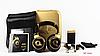 Референсные наушники AKG N90Q закрытого типа Gold золотой