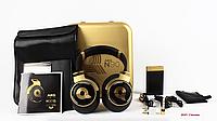 Референсные наушники AKG N90Q закрытого типа Gold золотой, фото 1