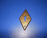 Ключевинка для замка ромбик E-440