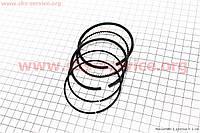 Кольца поршневые 170F 70мм +0,50