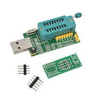 Программатор CH341A 24 25 FLASH EEPROM, фото 1