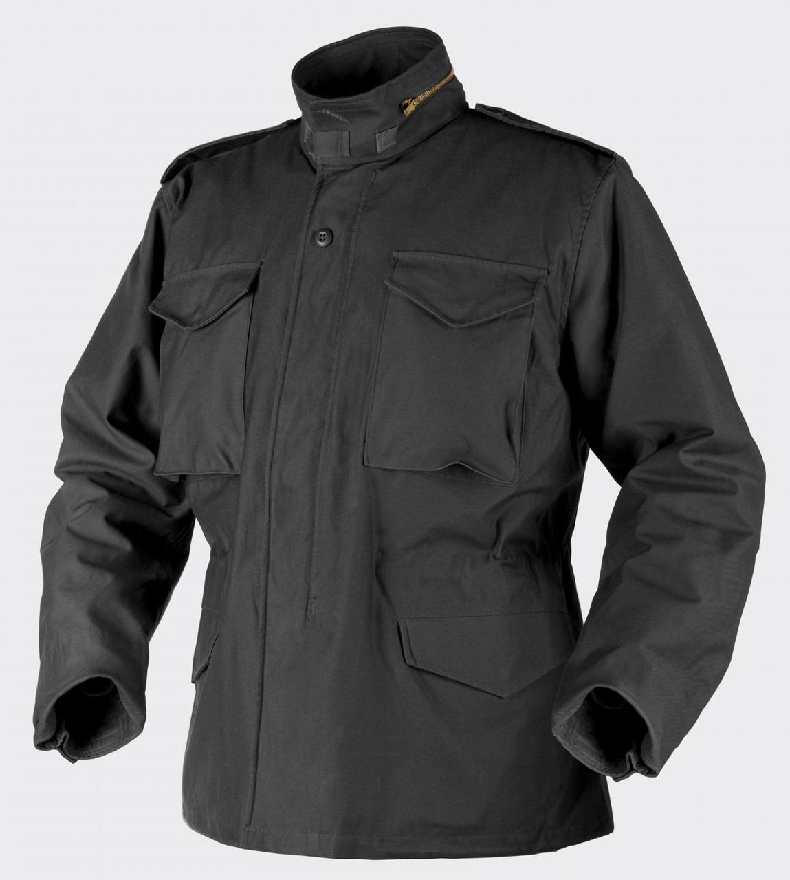 Куртка Helikon-Tex® M65 - Черная