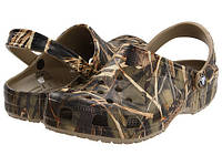 Кроксы мужские Сrocs Men's Classic Realtree Clog размер US11 (44) Оригинал из США