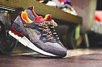 Мужские кроссовки ASICS GEL LYTE V grey, фото 1