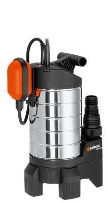 Насос дренажный для грязной воды Gardena Premium 20000