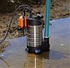 Насос дренажный для грязной воды Gardena Premium 20000  , фото 2