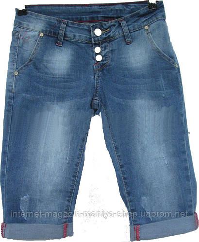 Женские шорты джинсовые