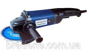 Кутова шліфувальна машина (болгарка) WinTech WAG-180 F