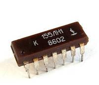 Микросхема К155ЛН1