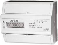 Счетчик электроэнергии трехфазный LE-03d F&F