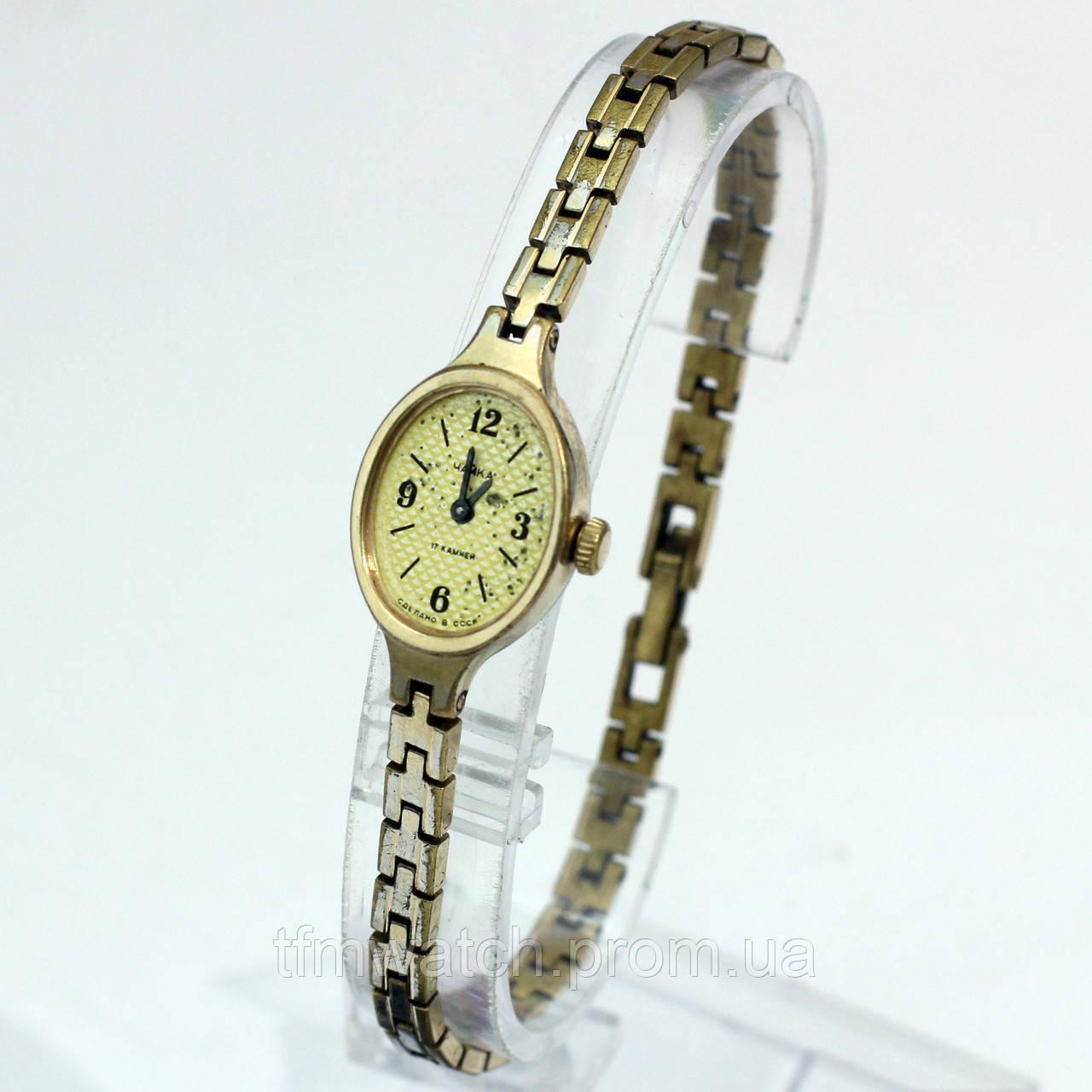Советские часы Чайка женские