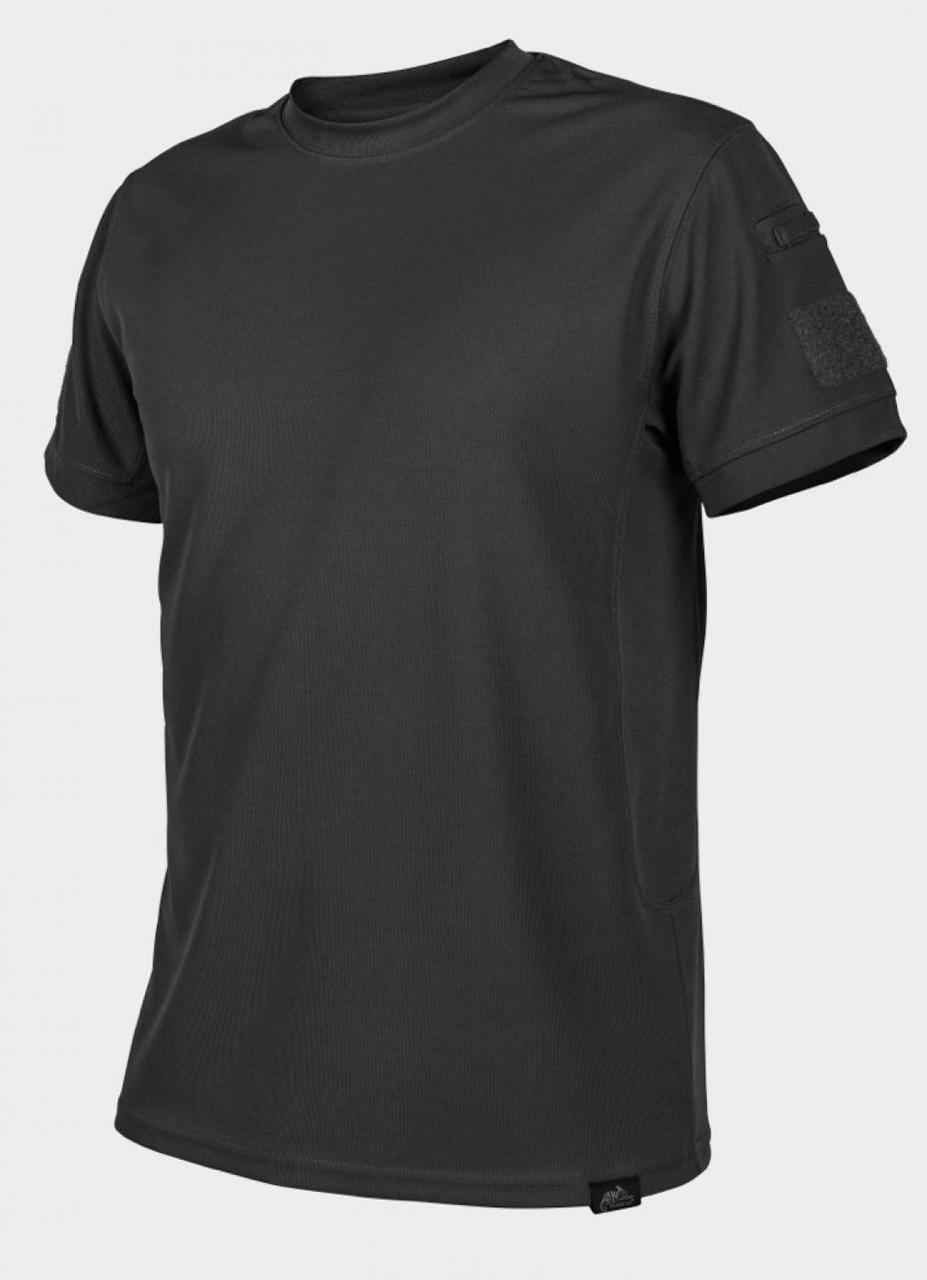 Термофутболка тактическая Helikon-Tex® Tactical T-Shirt - Черная