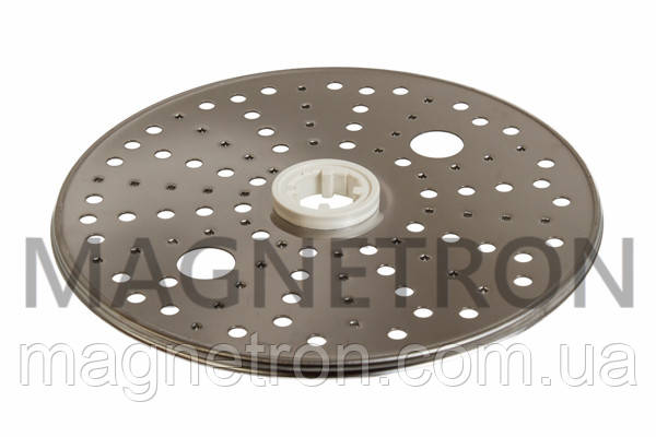 Диск - терка крупная (для дерунов) для кухонных комбайнов Moulinex MS-0693726, фото 2
