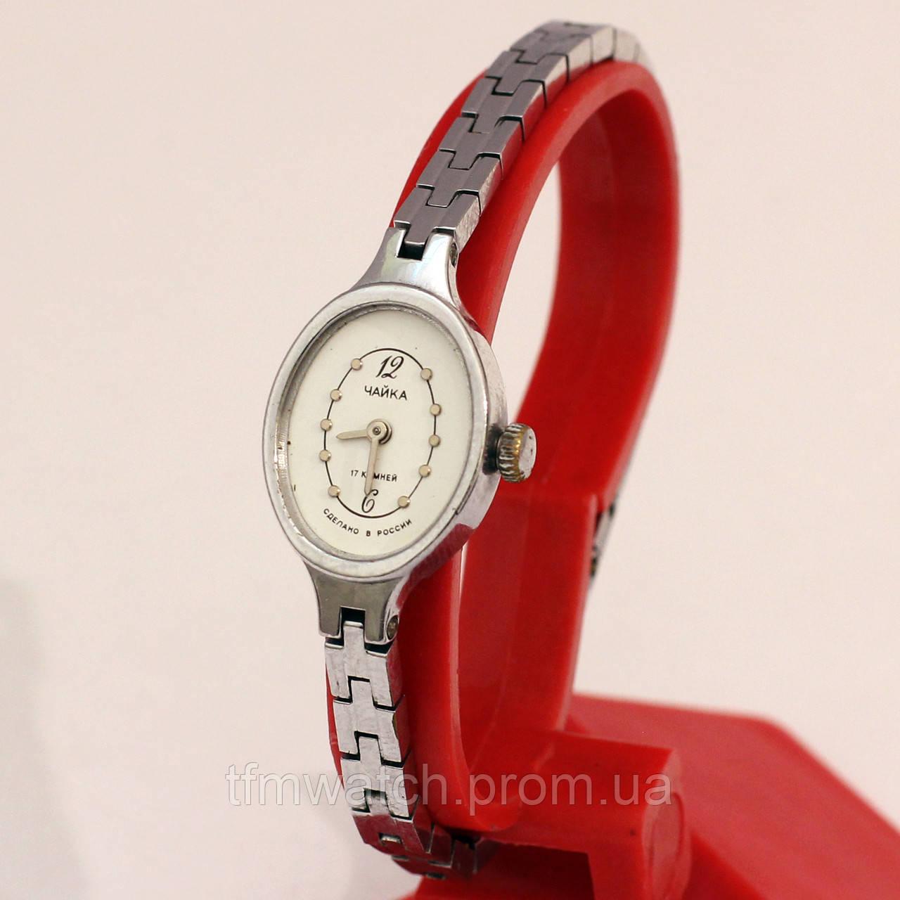 Российские часы Чайка женские