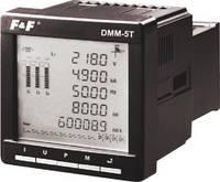 Анализатор параметров электросети DMM-5T щитовой F&F