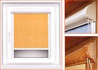Рулонные шторы закрытого типа с п-образными направляющими