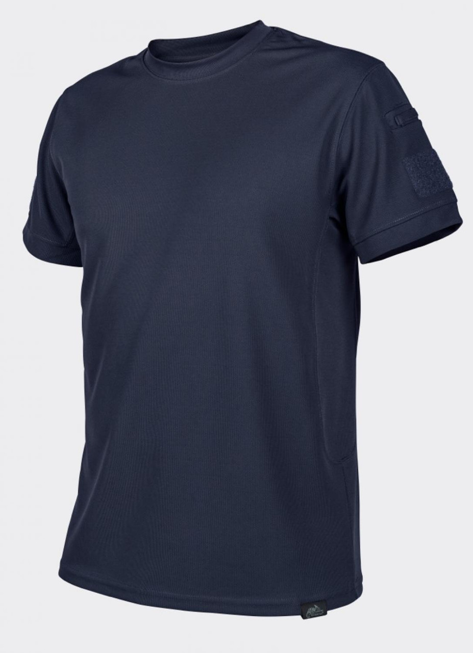 Термофутболка тактическая Helikon-Tex® Tactical T-Shirt - Темно-синяя