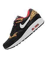 "Кроссовки Nike Air Max 1 ""Leopard"""