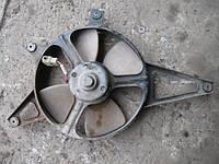 Вентилятор охлаждения радиатора в сборе карбюраторный Таврия Славута ЗАЗ 1102 1103