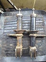 Амортизатор передний голый левый Таврия Славута ЗАЗ 1102 1103