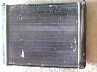 Радиатор охлаждения карбюраторный в сборе с датчиком Таврия Славута ЗАЗ 1102 1103 среднее состояние