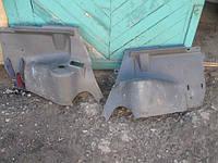 Обшивка багажника боковая ЗАЗ 1102 Таврия карта багажника правая